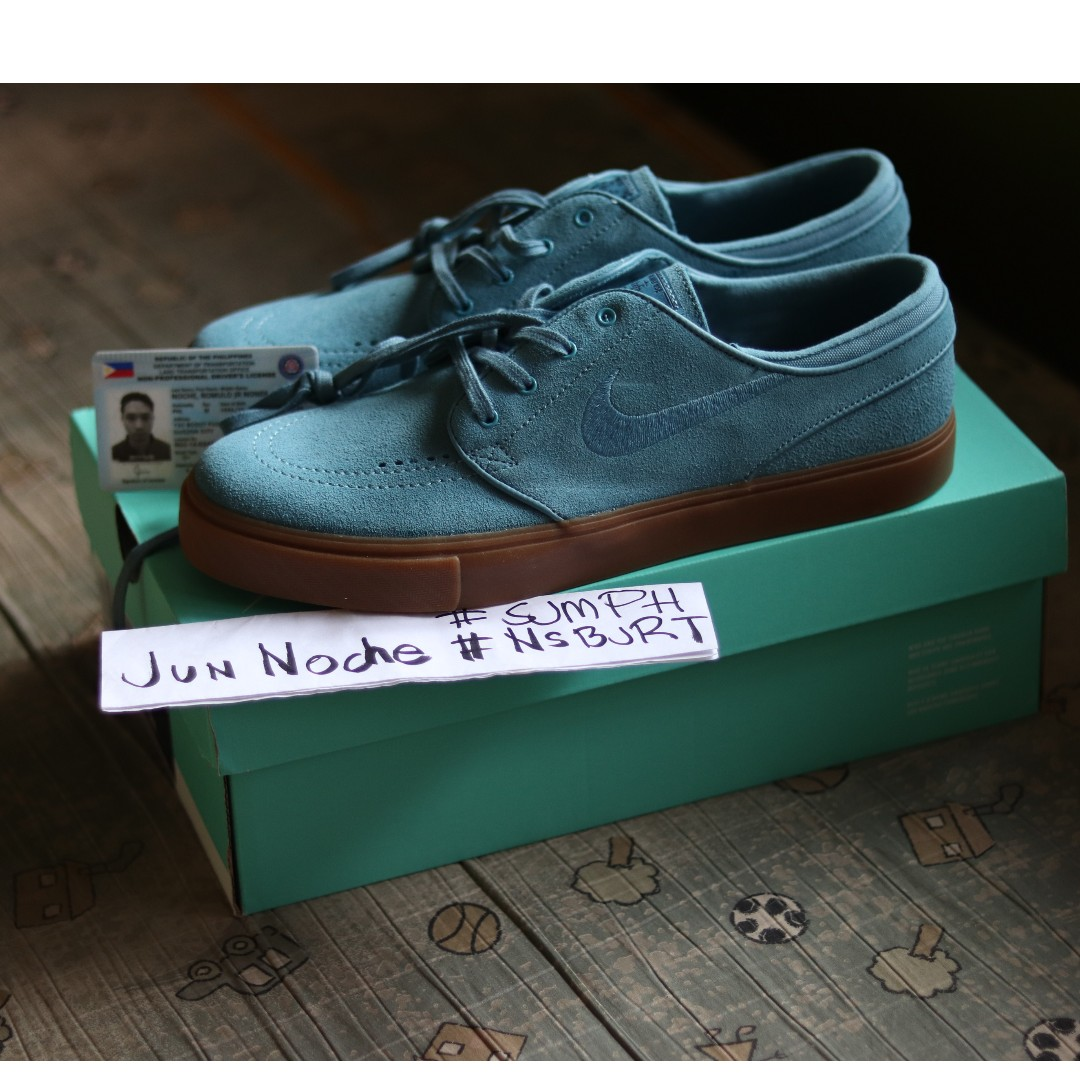 timeless design 2af63 e79c5 janoski noise aqua on Carousell
