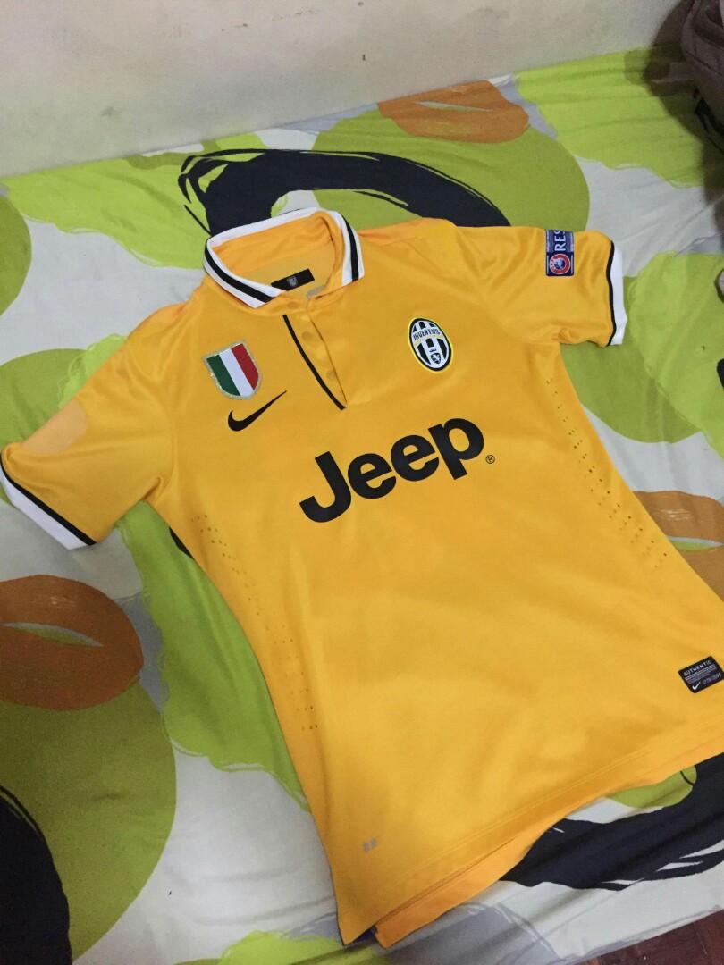41279af3fda Juventus FC Away Jersey Tevez Nameset