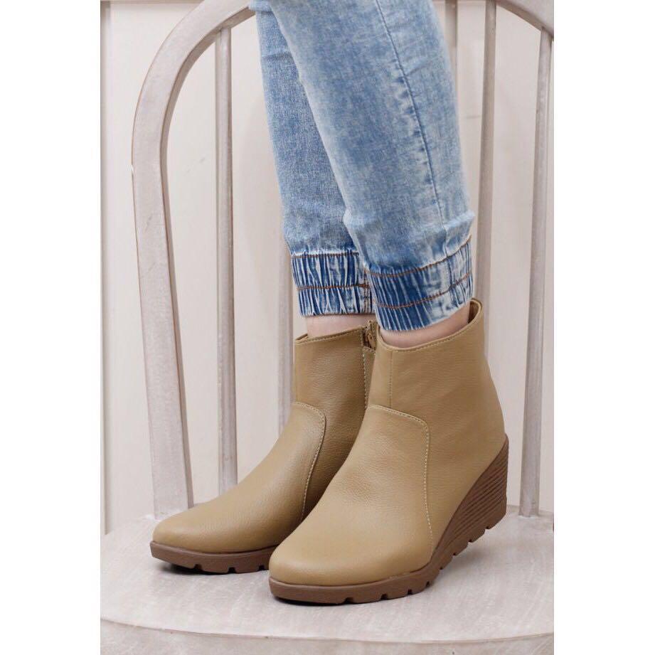 Khakikakiku Kristin Boots