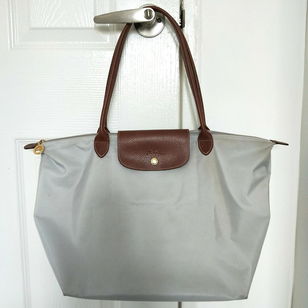 Longchamp Bag (Pearl colour), Women s Fashion, Bags   Wallets ... bdd8c76492