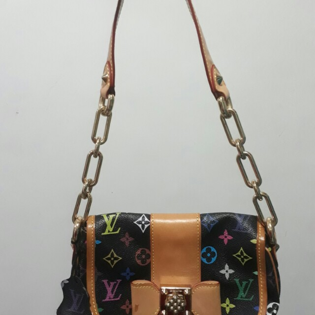 0729733290bc Preloved Louis Vuitton Small Bag (Authentic Quality