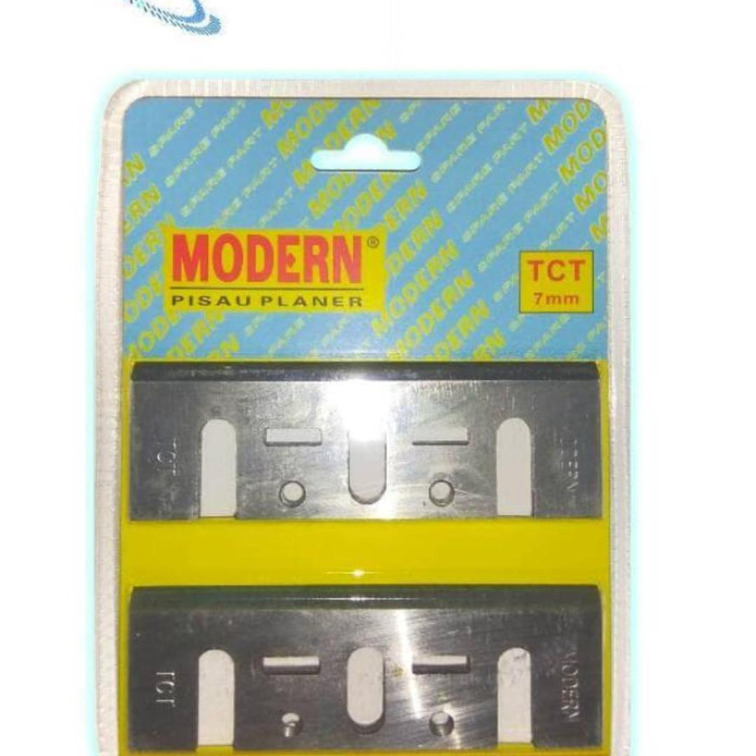 mata pisau serut TCT modern / TCT planer blade, mata planer, Property, Others on Carousell