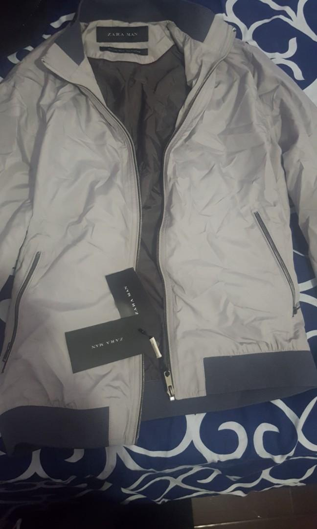 Men's Zara bomber jacket