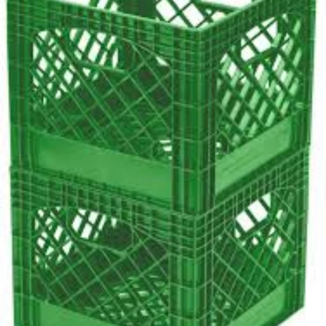 """Milk Crates, Strong/Stackable, 11x11x12"""",many uses,170 available"""