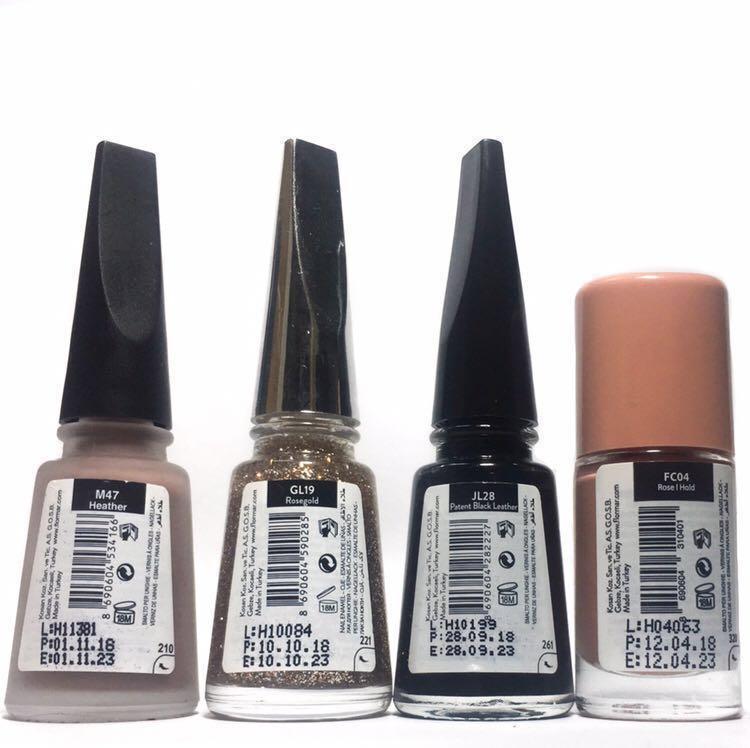 Nail Polish Kutek Halal Flormar Kesehatan Kecantikan Parfum Kuku Lainnya Di Carousell