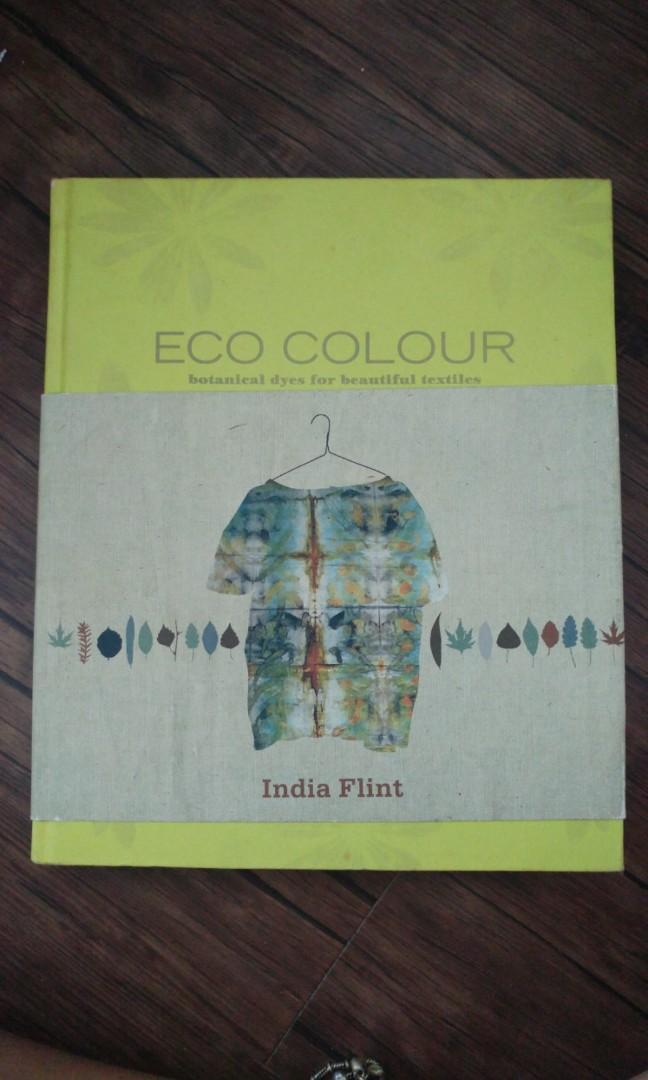 Natural Dye books