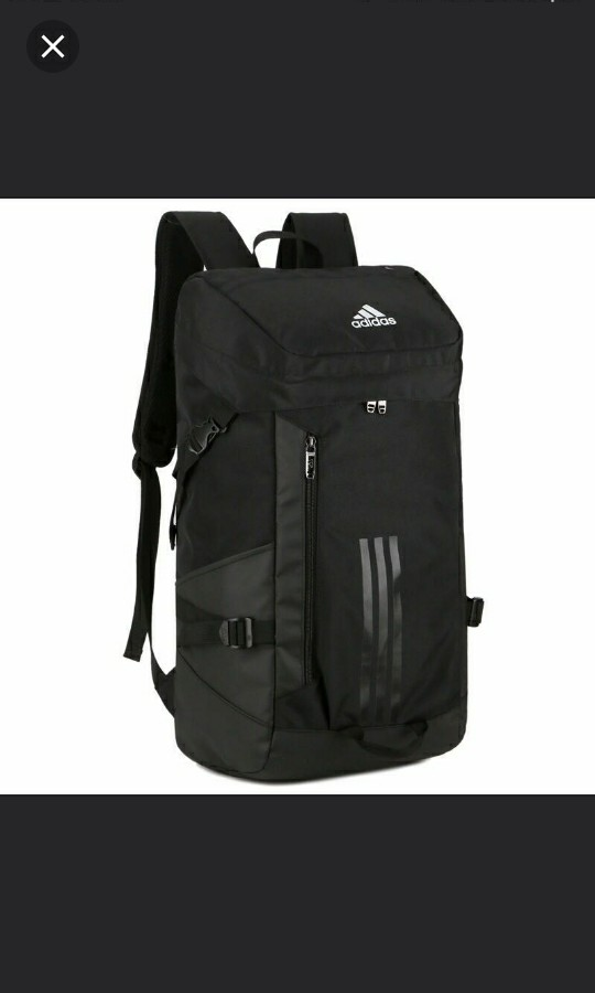 587f796cfff 💯✓NEW Adidas Quality Big Backpack (Large Capacity )