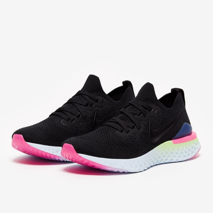 new concept ed749 a613f Nike Womens Epic React Flyknit 2