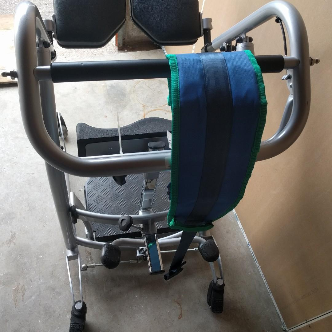 Patient Transporter, Mover, Heavy-Duty, Slightly Used