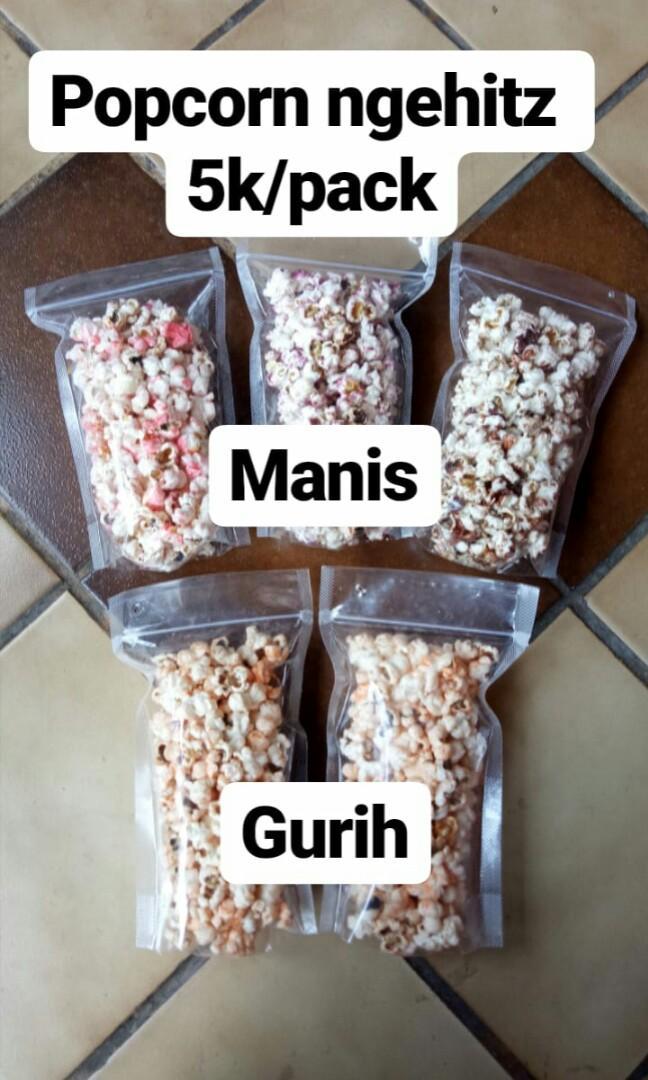 Popcorn ngehitz