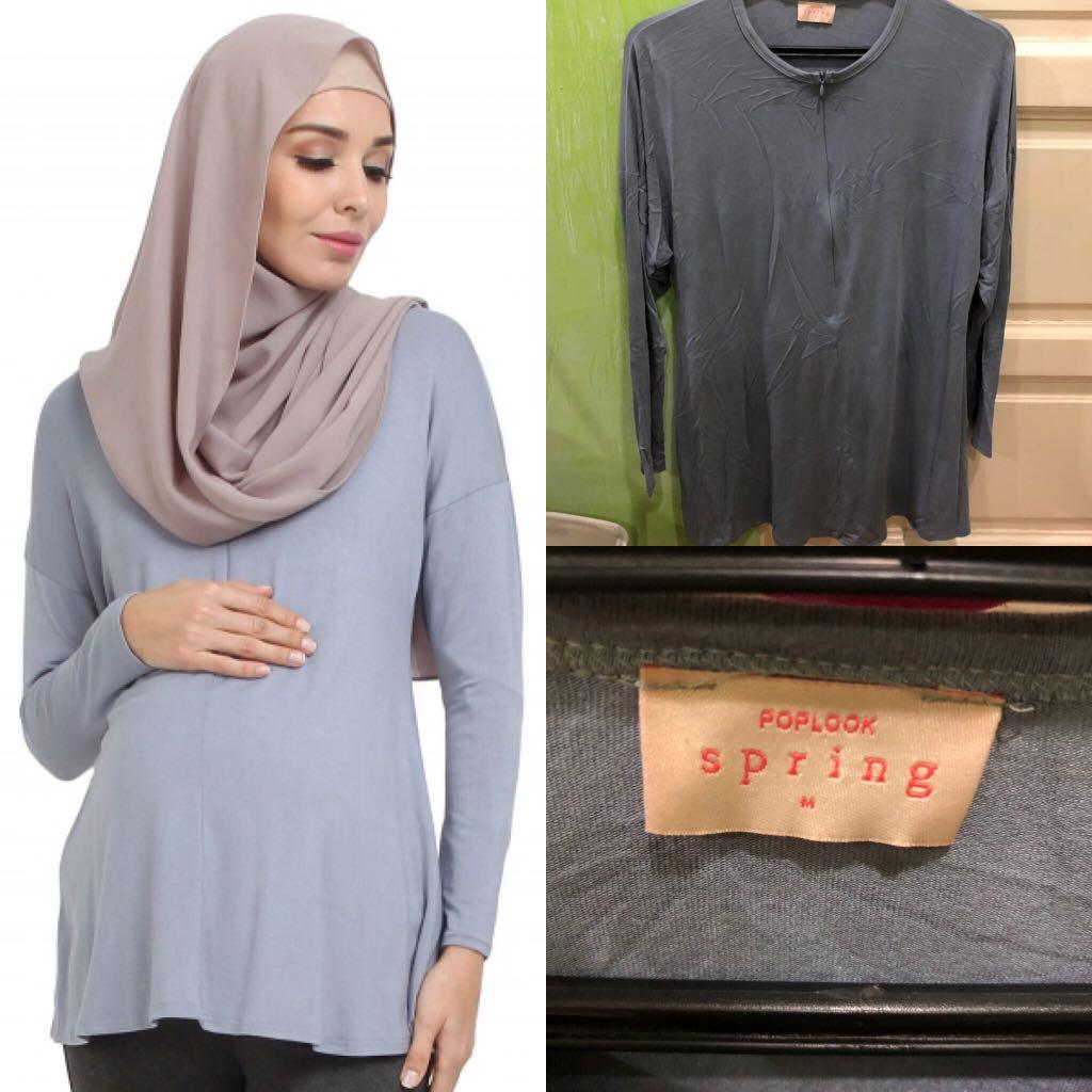 Poplook Nairi Maternity Blouse