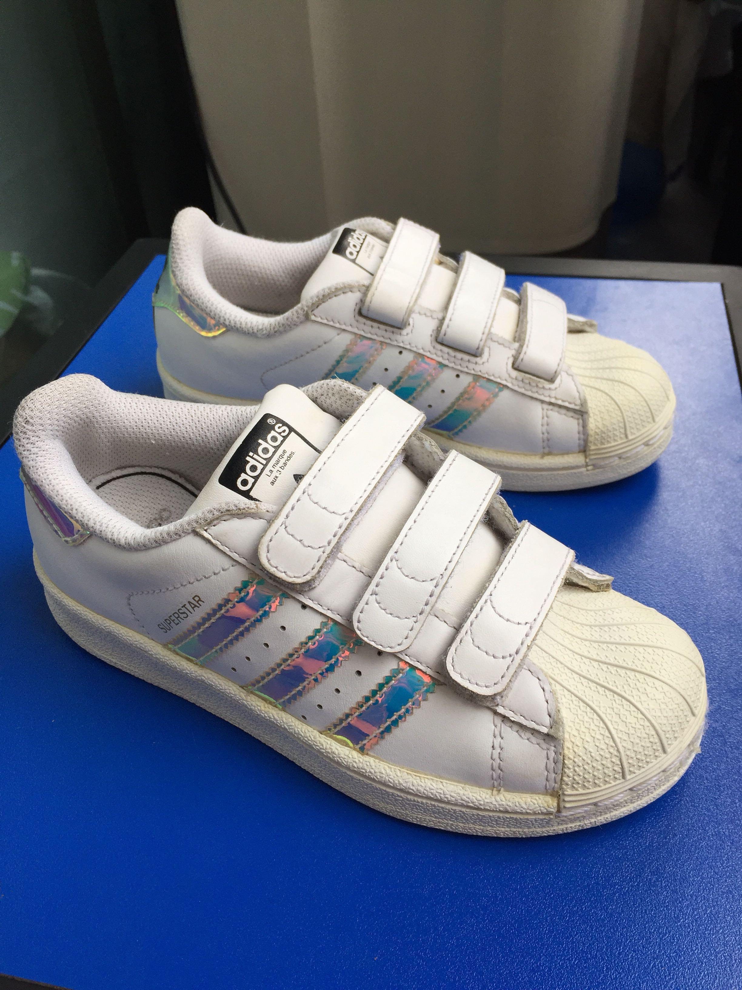 new style 372a1 63f34 ️Repriced‼ Adidas superstar P600 US 12C , Babies   Kids, Boys ...