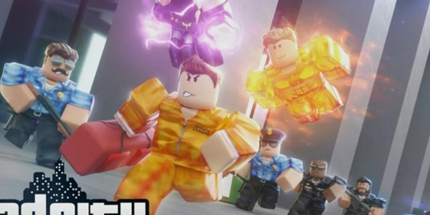 Roblox Mad City Services Toys Games Video Gaming In Game