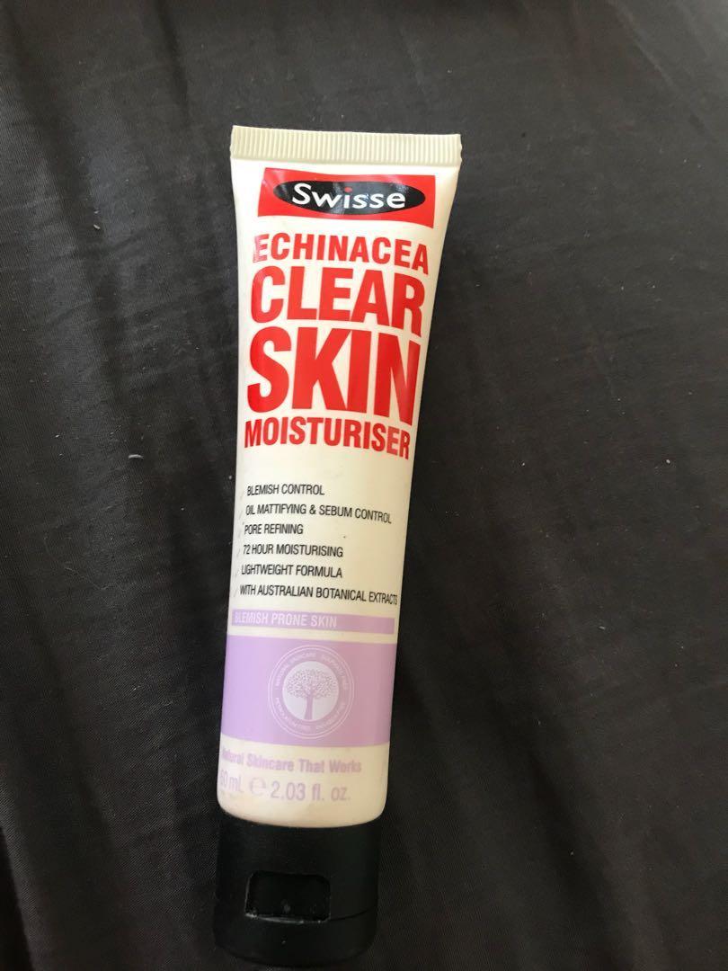 Swisse moisturiser