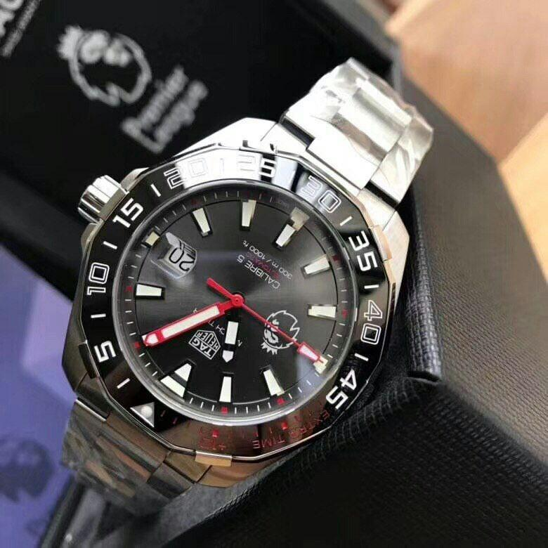 TAG HEUER CALIBRE 5 AUTOMATIC (MODEL : WAY201D BA0297) PREMIER LEAGUE
