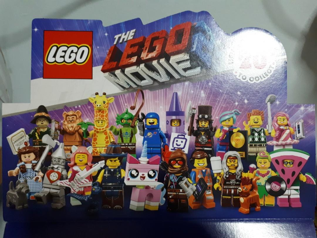 Lego battle-ready lucy lego movie 2 series unopened new factory sealed