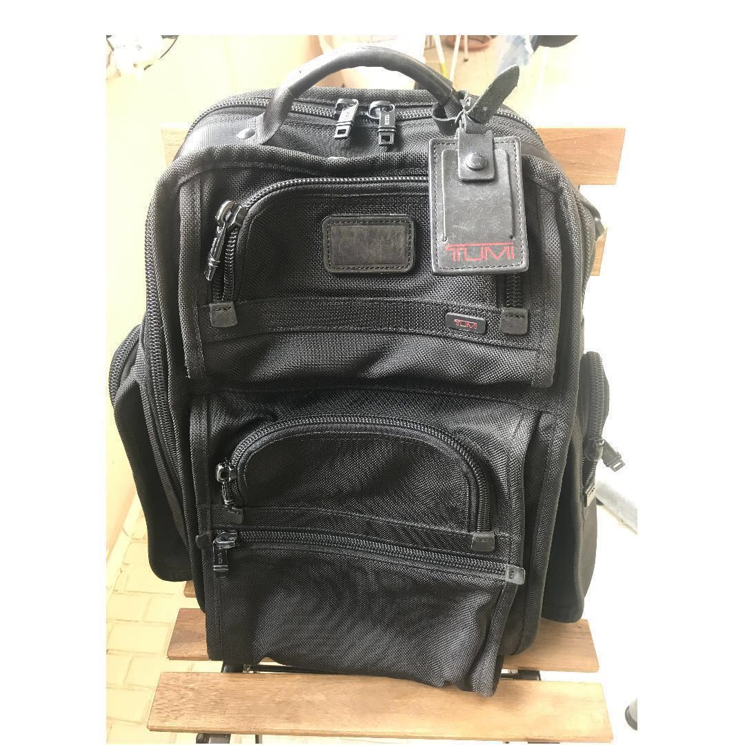 a2b47b51a Tumi Alpha T-Pass Business Class Brief Computer Backpack (up to 15 ...