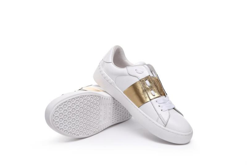 UGG Fantasy Ladies Comfortable Leather Flat Slip On Shoes Sneakers