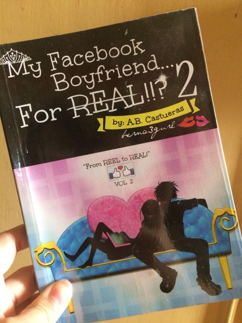 Wattpad book: My facebook boyfriend for real? Part 2