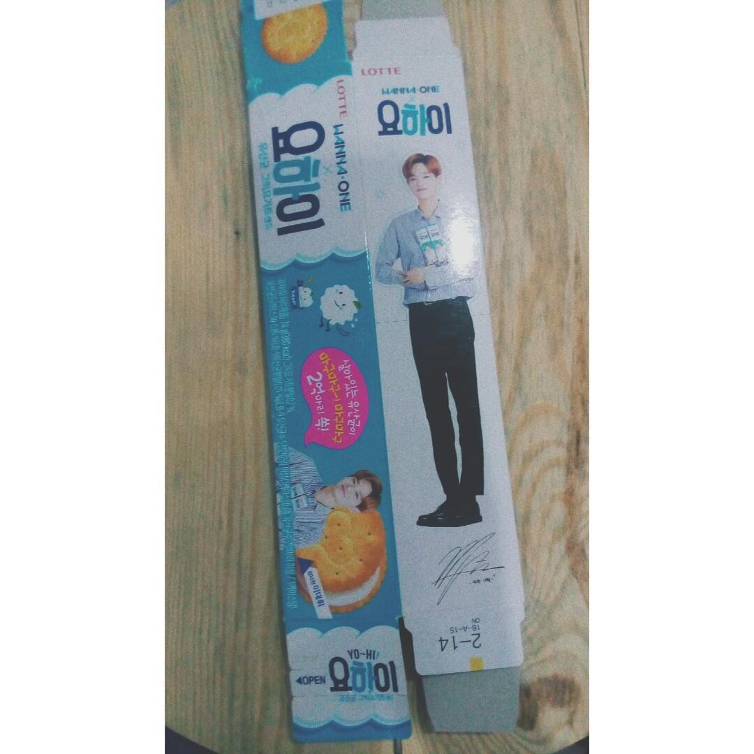 Yohi box [kang daniel,park jihoon,ong seongwoo,lee daehwi]