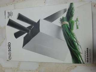 EVA SOLO Angled Knife Stand - Brandnew in Box