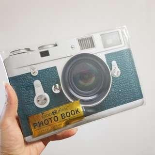 Lomo Instant design photobook photo album