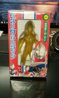 BANDAI 咸蛋超人 迪加 金粉特別版 Ultraman Tiga (TV版大結局光之巨人)