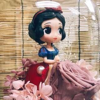 🌹公主figure永生花玻璃罩🌹