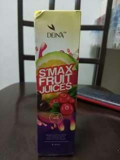 S'Max Fruit Juices 250ml
