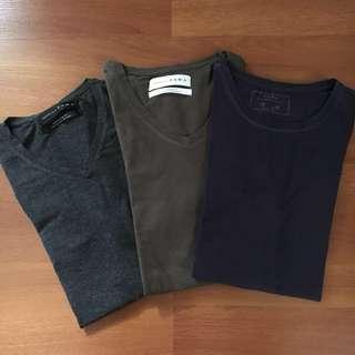 ZARA T-shirt Bundle