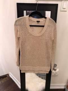Club Monaco knit sweater - small