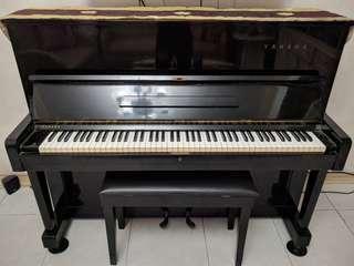 [REPRICED] Yamaha No. U1 Piano