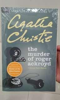 Agatha Christie The Murder of Roger Ackroyd