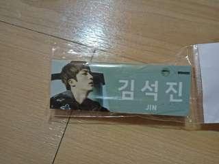 BTS KIM SEOK JIN BAR PIN
