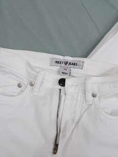 Next high waisted jeans