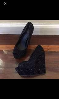 Wedges Shoes (size 6)