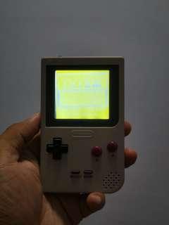 Backlight Game Boy Pocket