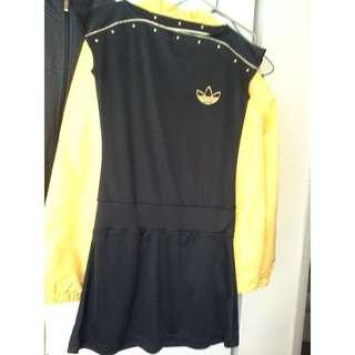 Adidas Drop Waist Dress (price cut)
