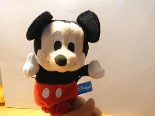 Mickey mouse 米奇老鼠手指頭公仔/掛飾