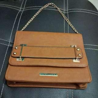 Tas Symbolize Coklat Original PRELOVED like NEW