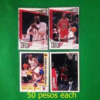 NBA Cards: Michael Jordan