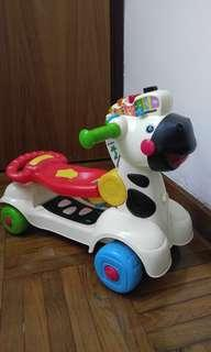 V Tech horse toys 電子音樂發光馬仔
