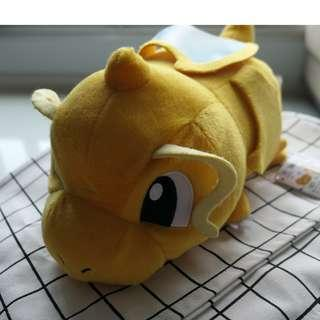 Craneking Pokemon Dragonite Plushie