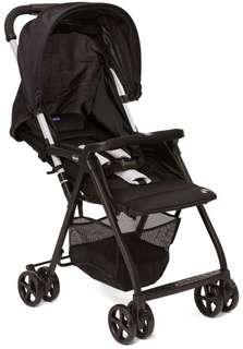 Brand New Chicco Ohlala Stroller, BLACK