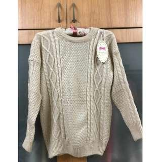 Brand new with tag Korean style sweater RM55 only