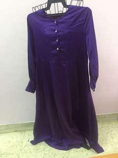 Dress blue Navy (maternity)