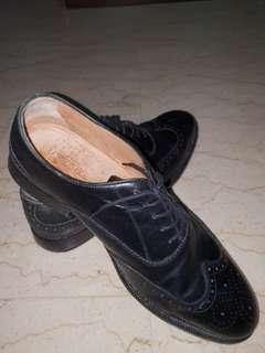Massimo Dutti Leather Dress shoes