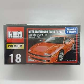 TP 18 Mitsubishi GTO Twin Turbo (Tomica Premium)