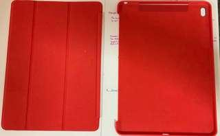 "iPad Pro 9.7"" Silicone Case and Smart Cover"