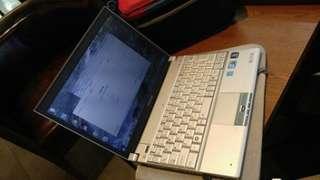 自用出售 史上最輕筆電 – Toshiba Dynabook SS RX2 500GB HDD 4GB RAM
